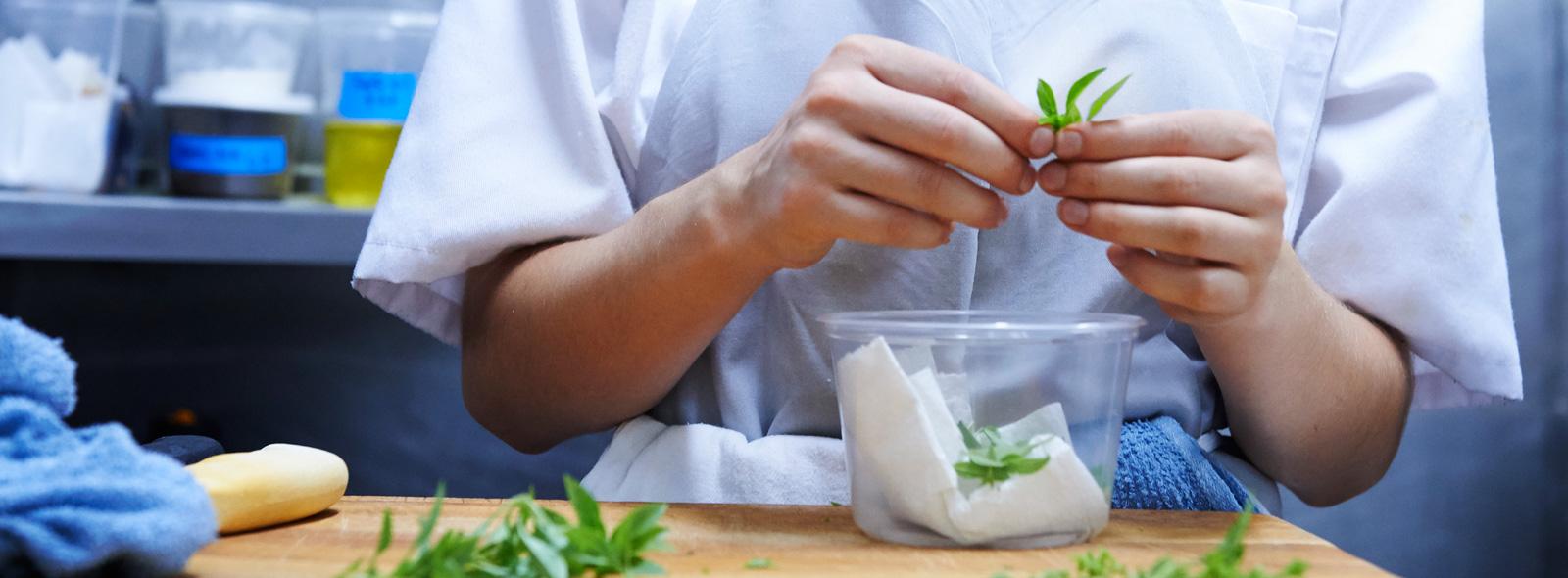 Sidney Street Café - Herbs